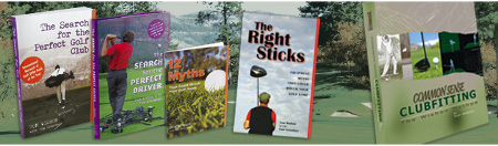 Tom Wishon Golf Books
