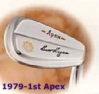 Hogen Apex Iron Head
