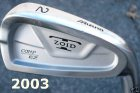 Mizuno TZoid Iron Head