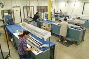 sheet laminating process