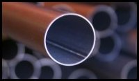 welded tube construction